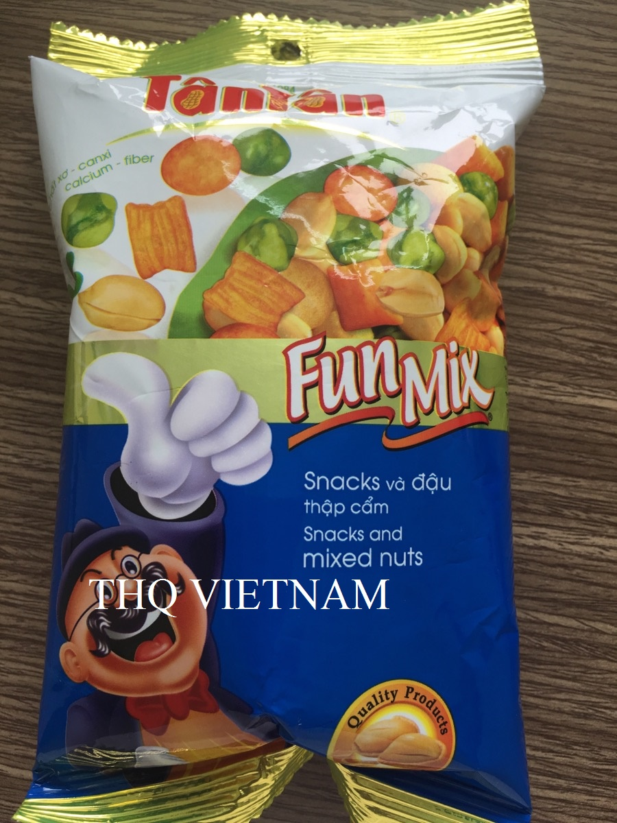 [THQ VIETNAM ] MIXED NUTS 60gr*60 packs