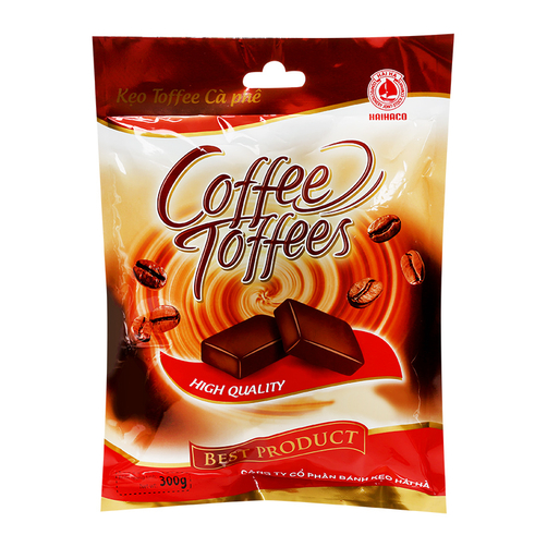 [THQ VIETNAM] Coffee Toffee Candy 300gr