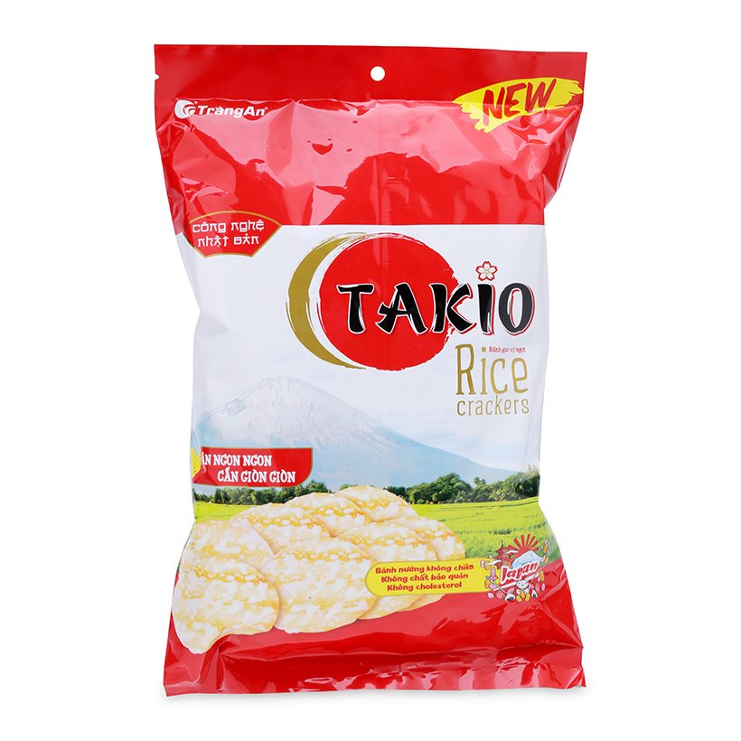 RICE CRACKER TAKIO HONEY