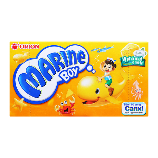 [THQ VIETNAM] ORION MARINE BOY CHEESE TASTE