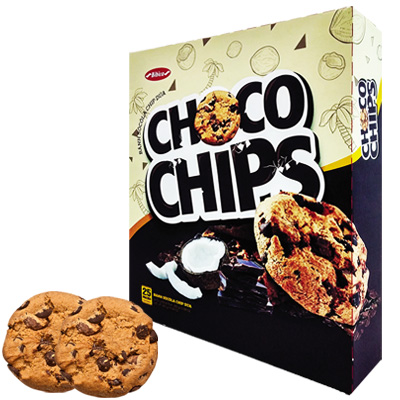 Chocolate Chip Cookies with Coconut 300gr