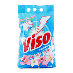 VISO CITRUS EXTRA WASHING POWDER 4.5KG X 3 PACKS
