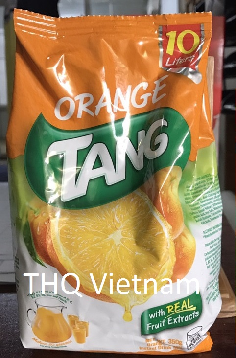 Tang Orange Powdered Drink 350gr x 12 bags