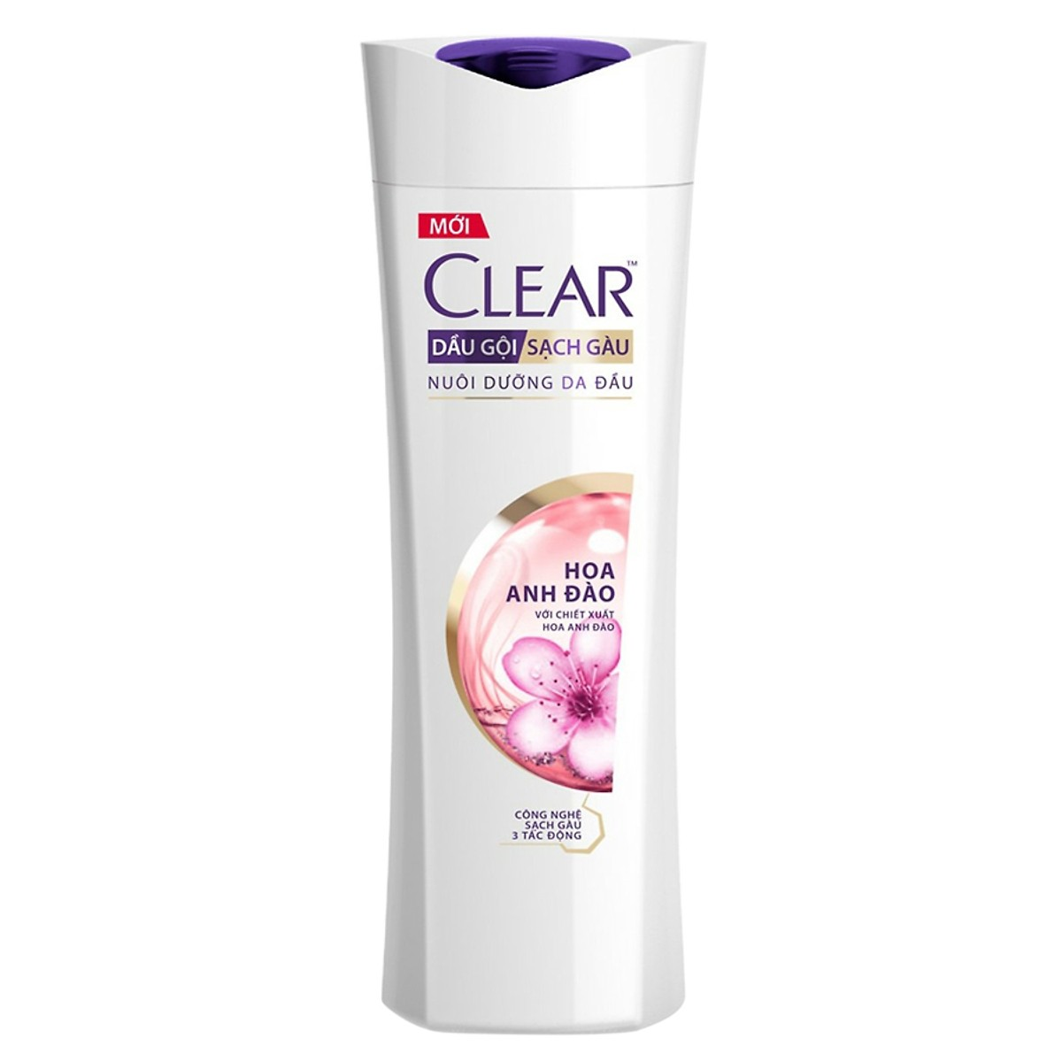 Clear fresh sakura fragrance shampoo 370g x 12 blts