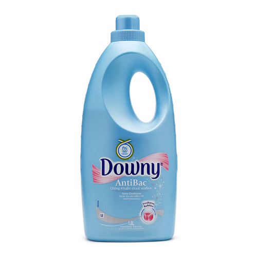 DOWNY ANTIBAC FABRIC SOFTENER 1L X 12 BTLS