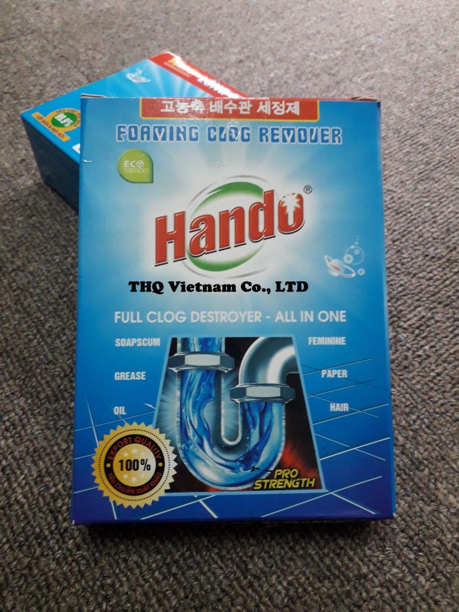 Hando Foaming Clog remover 100gr
