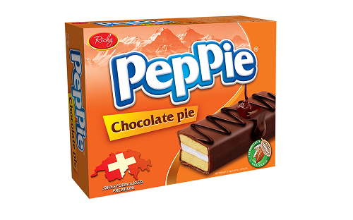 [THQ VIETNAM] Peppie chocolate pie 240g