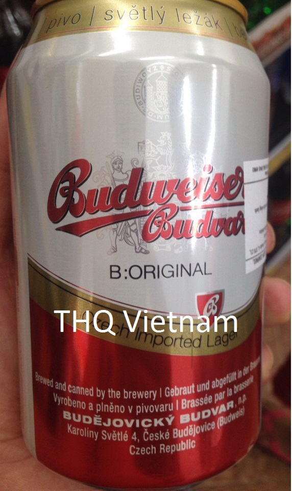 Budweiser 330ml x 24can