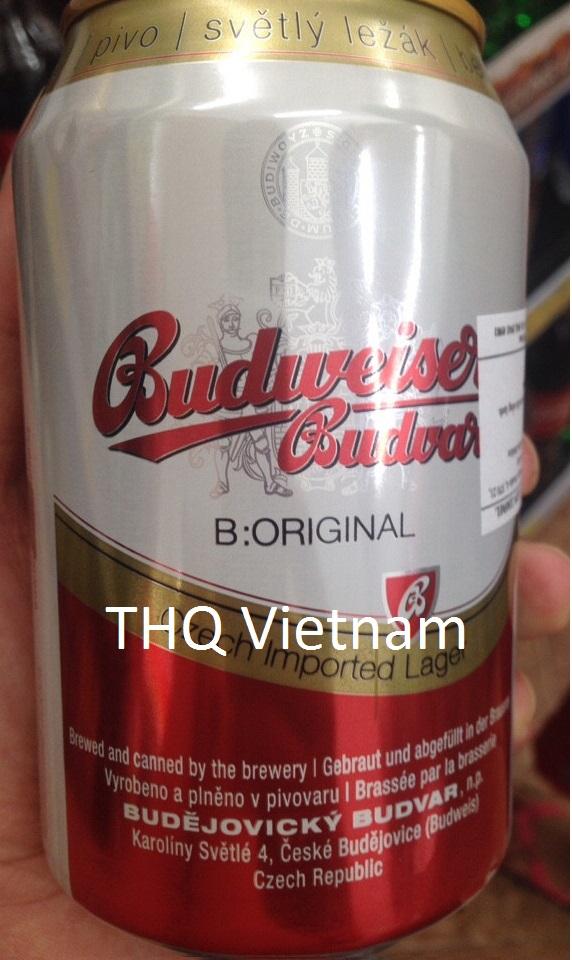 Budweiser 330ml x 24can