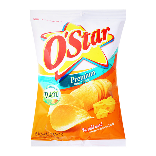 [THQ VIETNAM] ORION O STAR SNACK VARIOUS FLAVORS