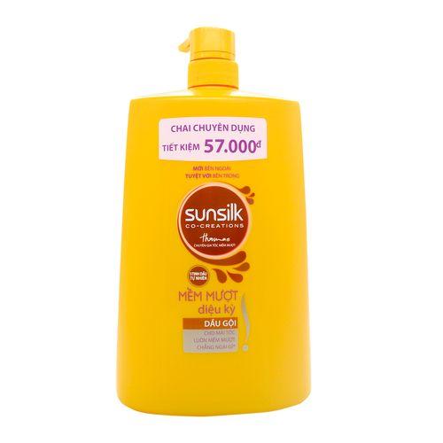 Sunsilk Shampoo Smooth Magic 1.4kg x 6