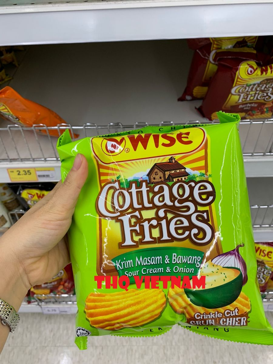 Wise Cottage Fries Snack