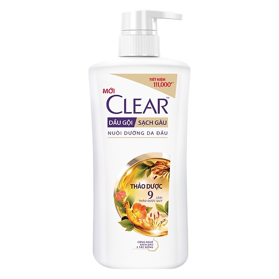 Clear Herbal Fusion Shampoo for Women 900g * 8 bottles
