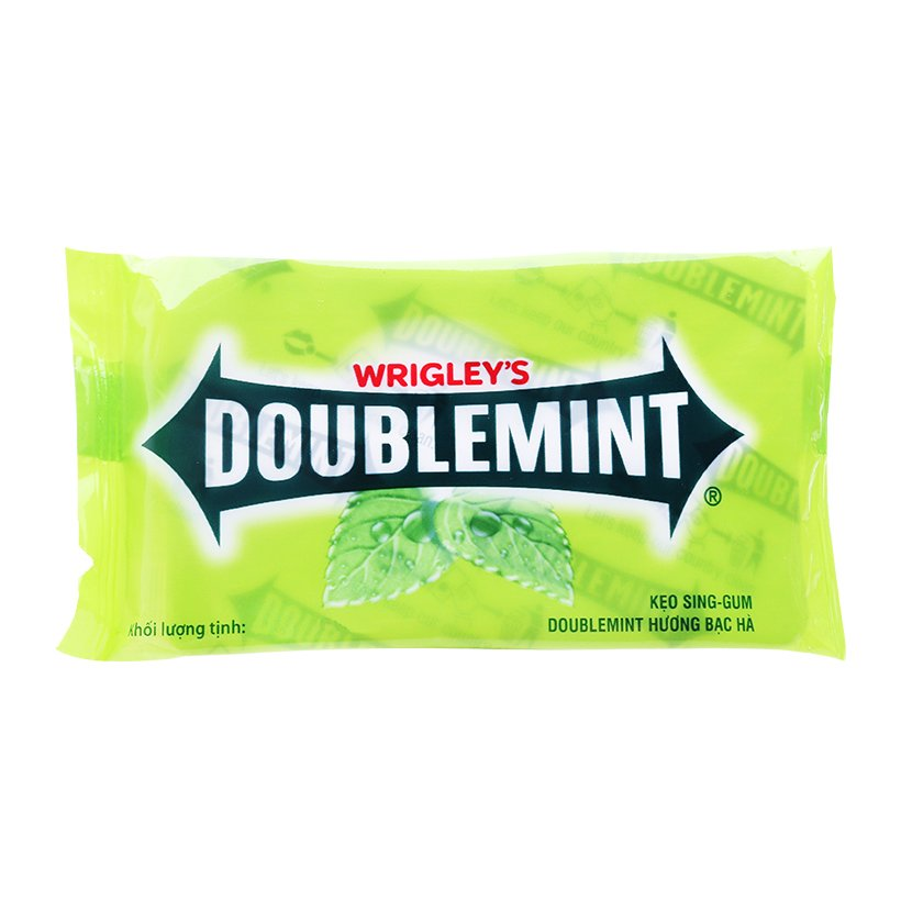 Chewing gum Double Mint 15 blisters*20 boxes