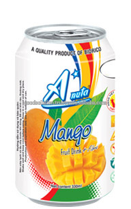 ANUTA Fruit Juice 330ml x 24 cans