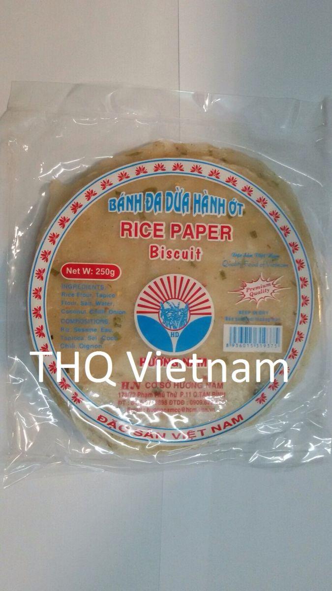 Huong Nam Rice Paper 250g x 50 bags