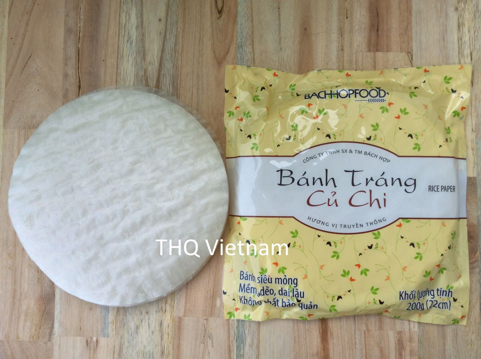 Cu Chi Rice Paper 200gr