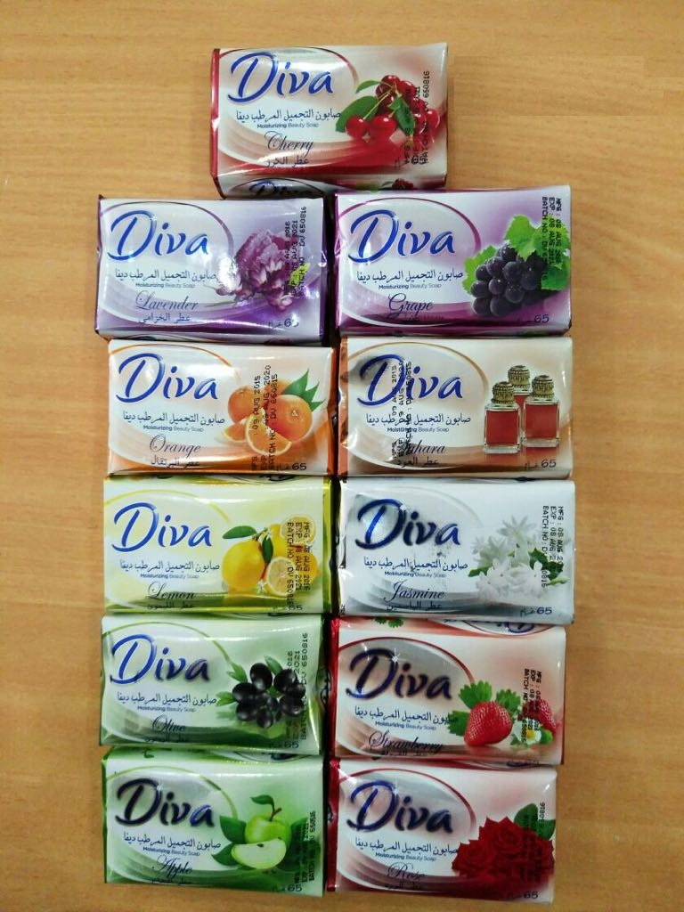 Diva soap- OEM soap- cheap wholesale price