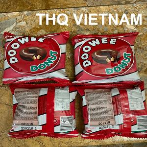 Doowee Donut Choco Flavor 30g*10pcs/box