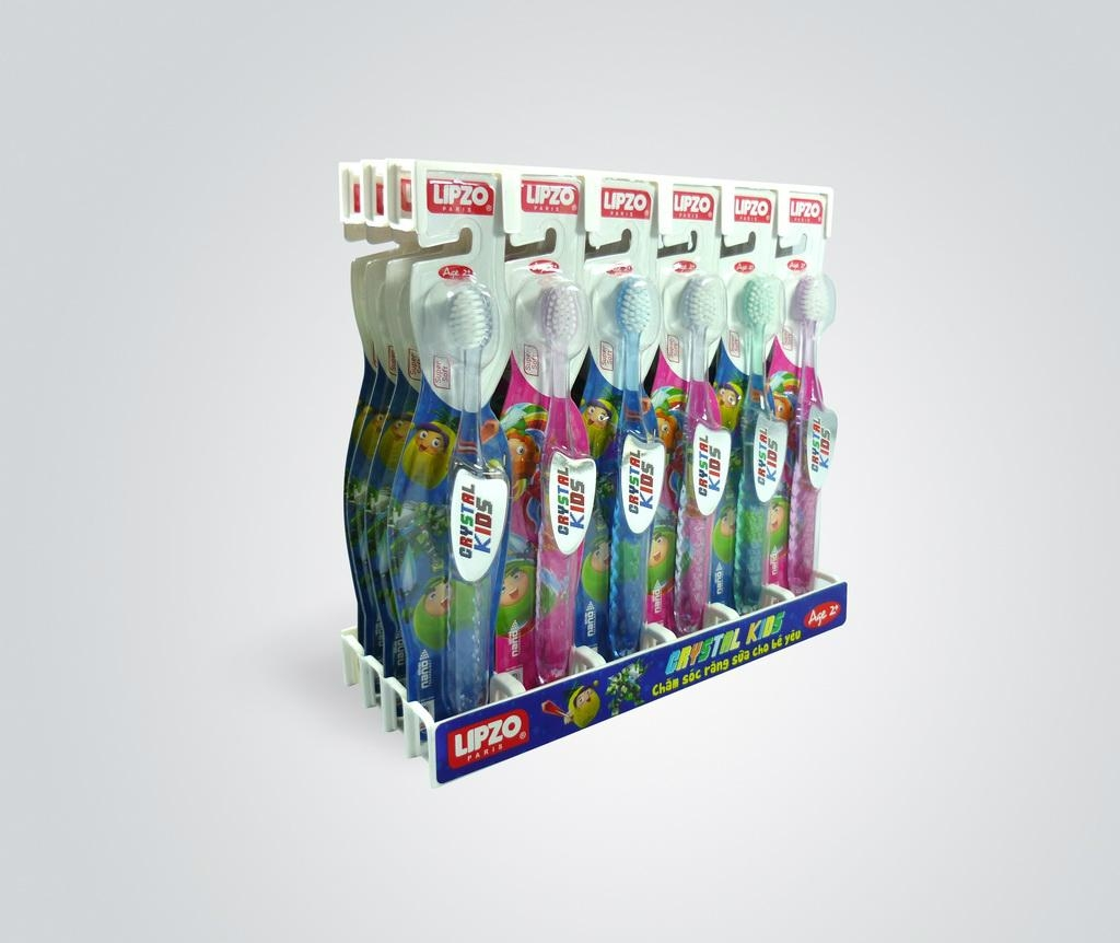 Wholesale LIPZO TOOTHBRUSHES CRYSTAL KIDS