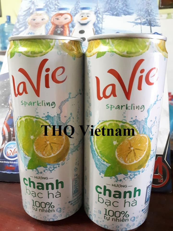 Lavie Sparkling Water 330ml
