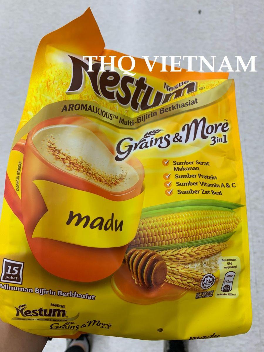 Nestum Grains&More; 3in1 - 15packet