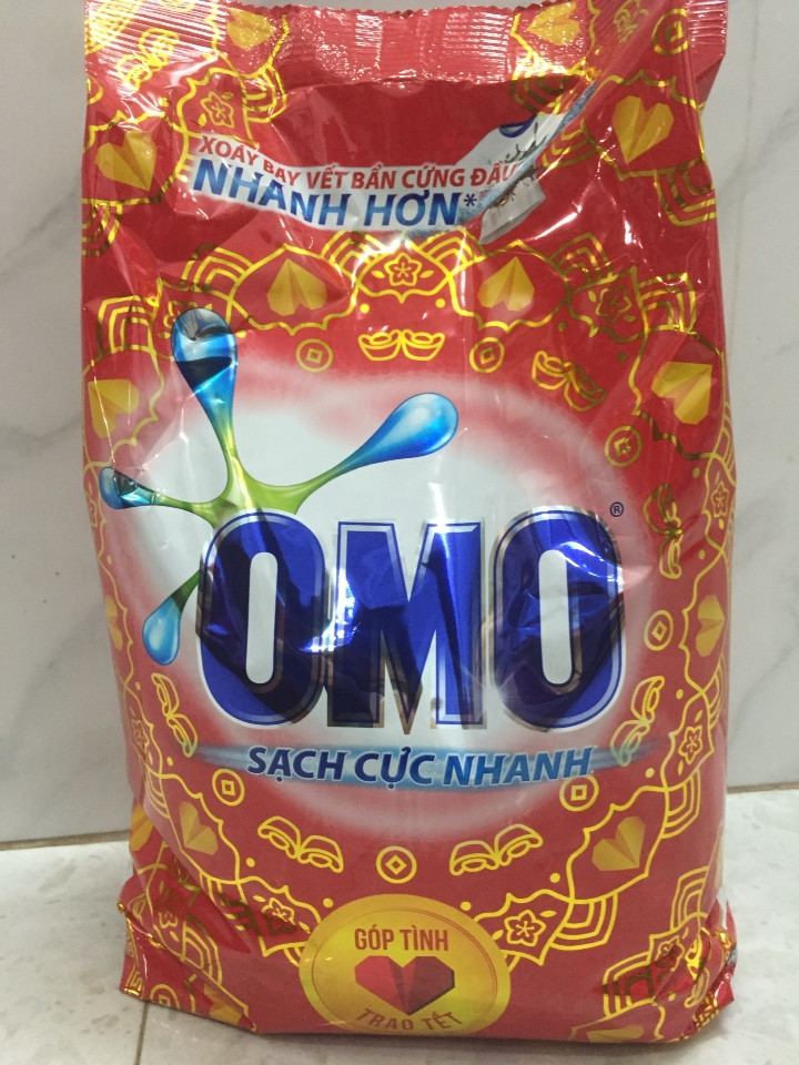 [THQ VIETNAM] OMO Powder Power Clean 5.5KG