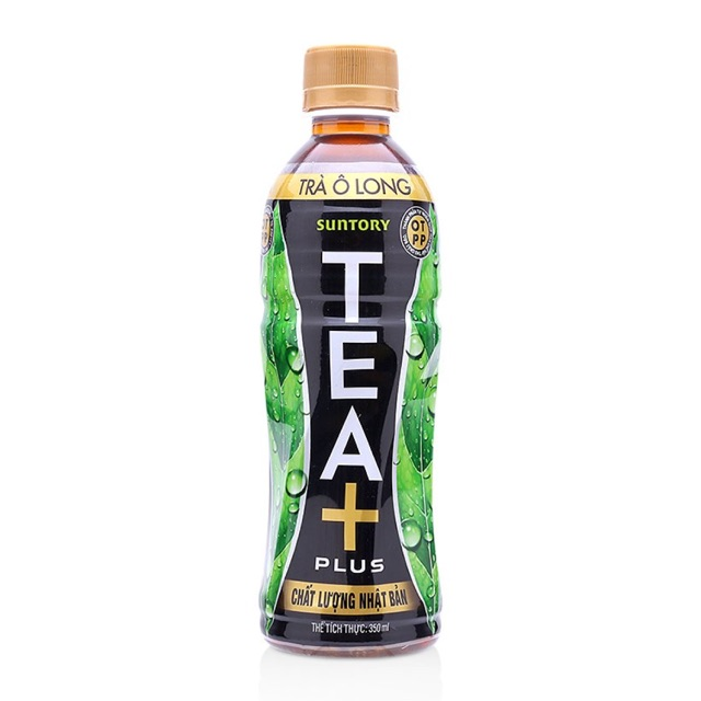 Oolong Tea Plus 350ml