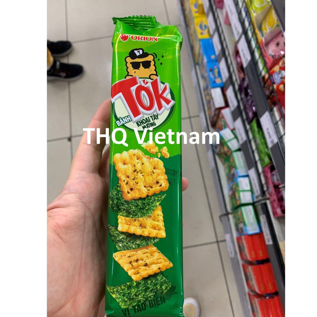 TOK Baked Potato Cracker 38.5g