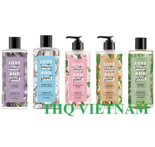 Love Beauty & Planet Body wash/ Shower gel