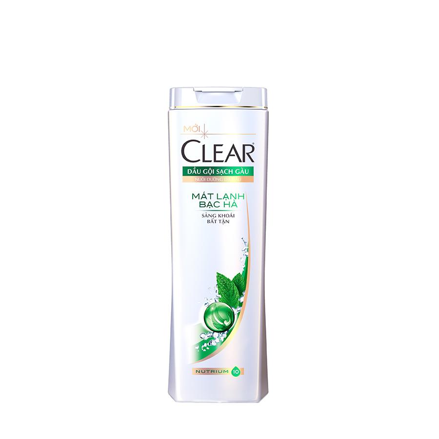 Clear Mint Shampoo for Women 180g x 36 blts