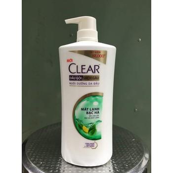 Clear Mint Shampoo for men 900g x 8 blts