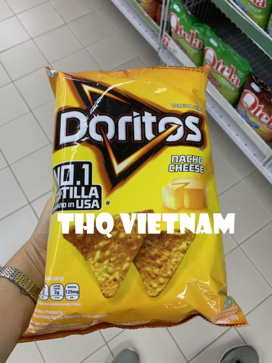 [THQ Vietnam] DORITOS SNACK