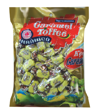 [THQ VIETNAM] Caramel Toffee Candy 350gr
