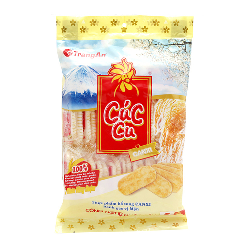 RICE CRACKER CUC CU SALT