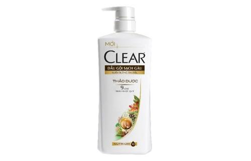 CLEAR Shampoo herbal  650gr
