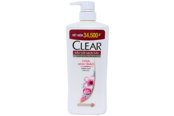 CLEAR Shampoo Cherry Blossom  650 gr