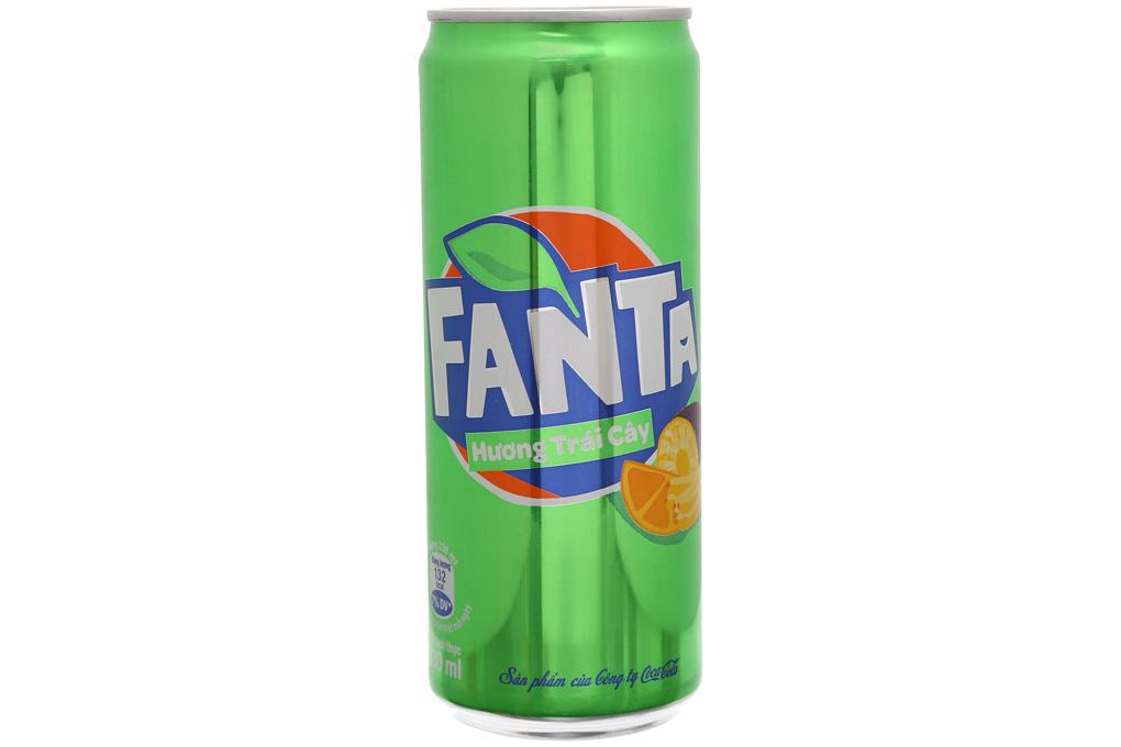 FANTA Fruit 330ml