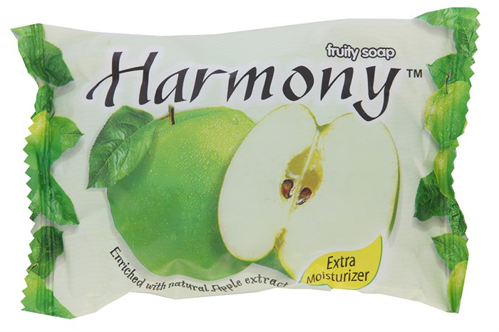 HARMONY SOAP Apple 75gr x 72 soaps
