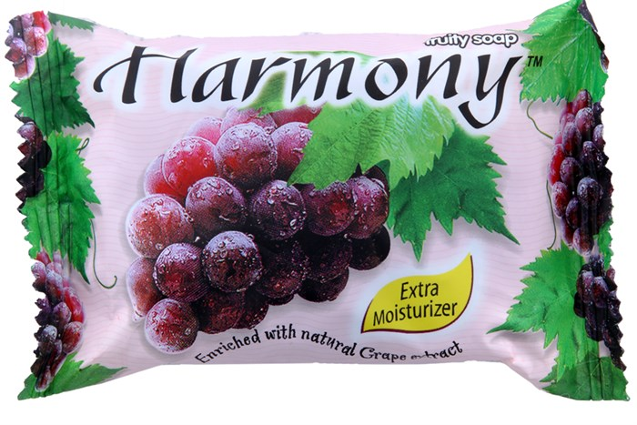 HARMONY SOAP Grape 75gr x 72 soap
