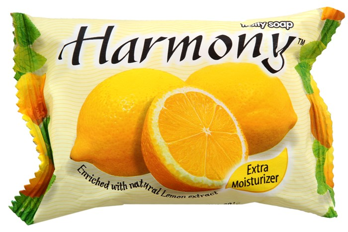 HARMONY SOAP Orange 75gr x 72 soap