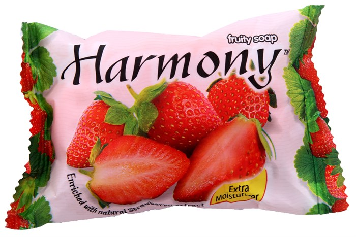 HARMONY SOAP Strawberry 75gr x 72 soap