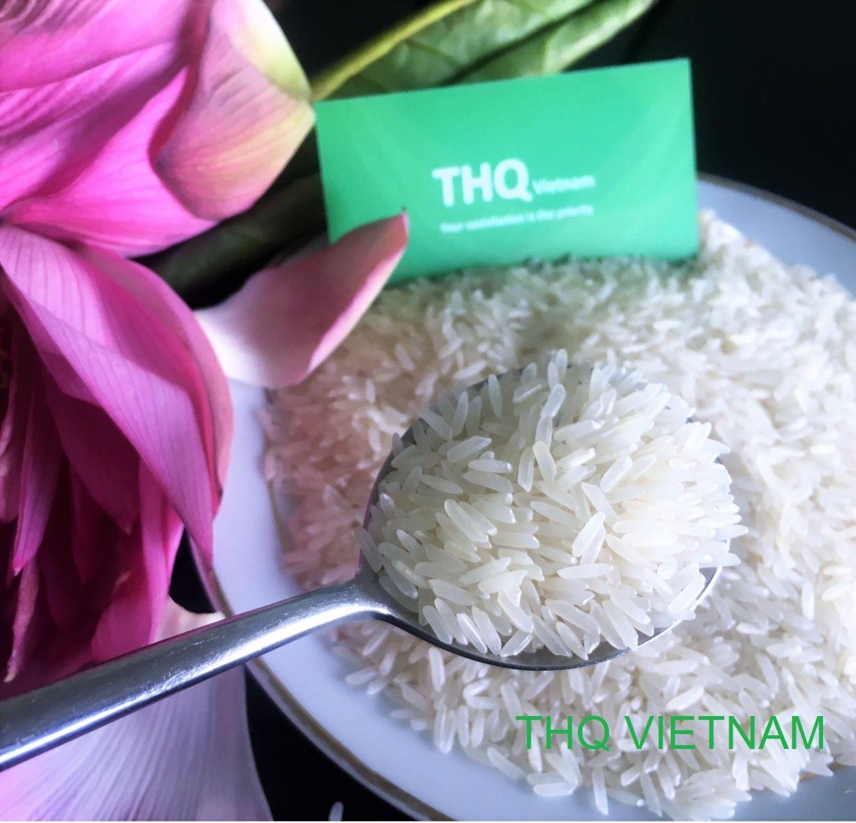 Vietnamese jasmine rice 5% broken PP bag 25kg