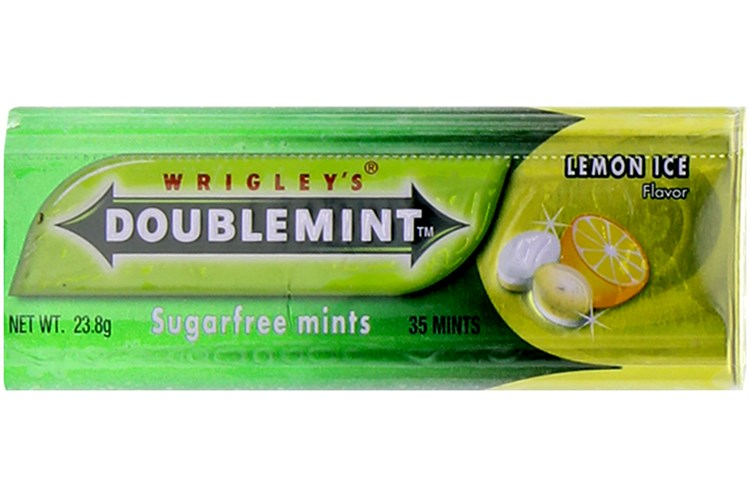 Doublemint Candy Spearmint/Orange/Lemon