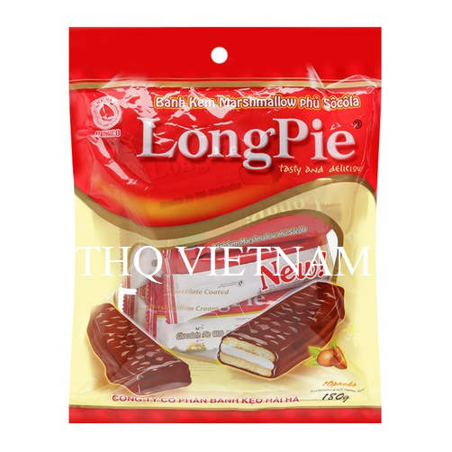 [THQ VIETNAM ] LongPie Chocolate Pie 180g*20packs