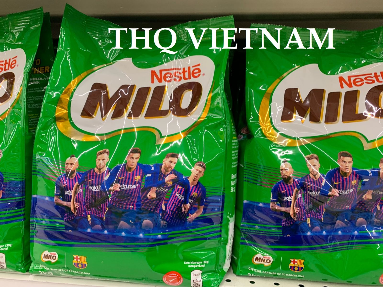 MILO ActiveGo Chocolate 2kg