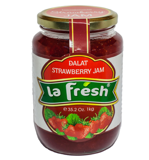 [THQ VIETNAM] LA FRESH STRAWBERRY JAM