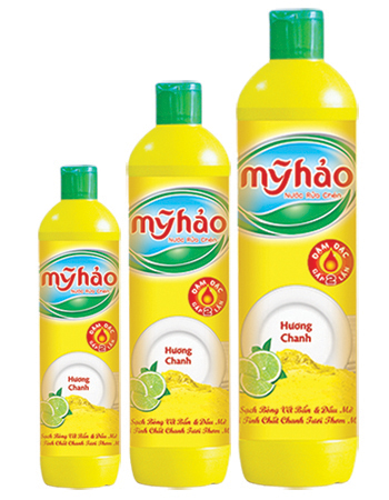 Myhao dish washing liquid super X2 lemon
