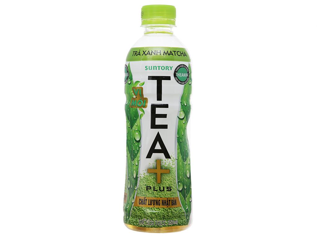 Matcha Tea Plus 455ml