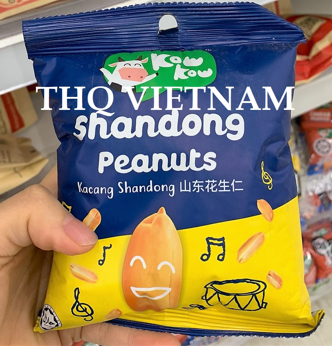 KowKow Shandong Peanuts
